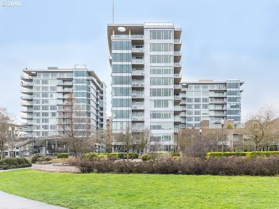 Portland Condo/Townhouse For Sale: 1900 SW River Dr #N603