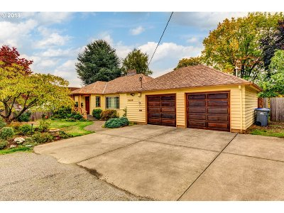 Single Family Home For Sale: 3446 SW Alice St
