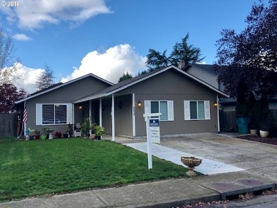 Vancouver Single Family Home For Sale: 8518 NE 161st Ave