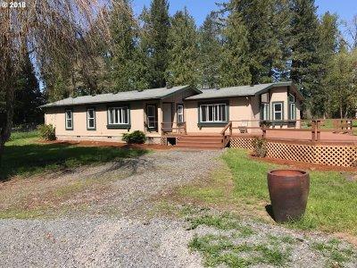 Oregon City Single Family Home For Sale: 17300 S Eaden Rd