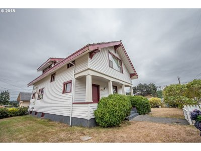 Coos Bay Single Family Home For Sale: 604 S 9th St