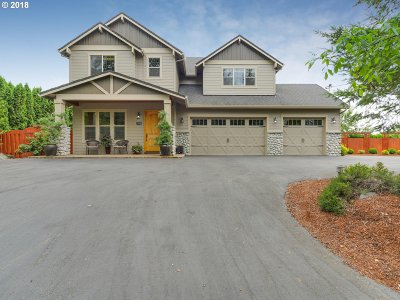 Happy Valley Single Family Home For Sale: 17590 SE Troge Rd