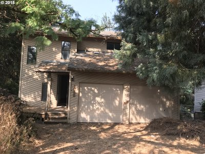 Sherwood Single Family Home For Sale: 14645 SW June Ct