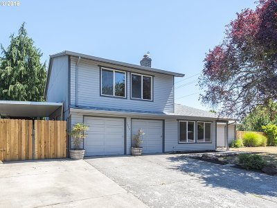 Canby Single Family Home For Sale: 1270 S Fir St