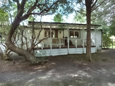 Florence OR Single Family Home For Sale: $185,000
