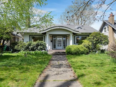 Single Family Home For Sale: 6115 N Vancouver Ave