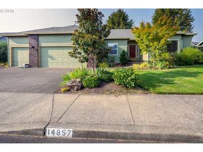 Clackamas Single Family Home For Sale: 14857 SE Pioneer Dr