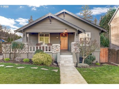 Oregon City Single Family Home For Sale: 110 Jersey Ave