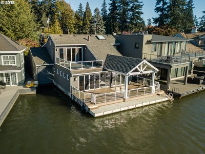Lake Oswego Single Family Home For Sale: 612 Cabana Ln