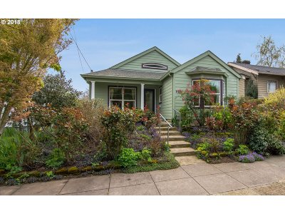 Single Family Home For Sale: 4426 SE 34th Ave