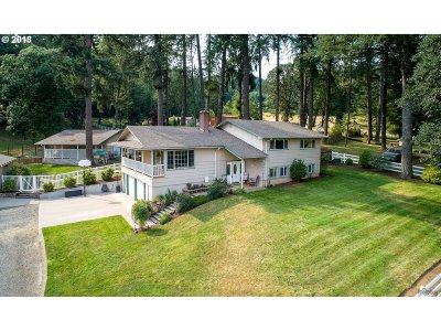 Springfield Single Family Home For Sale: 36421 Sherra Ln