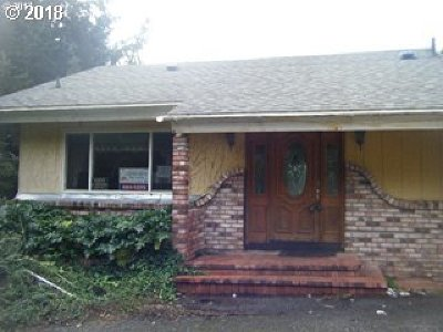 Brookings Single Family Home For Sale: 19101 Barnacle Rock Rd
