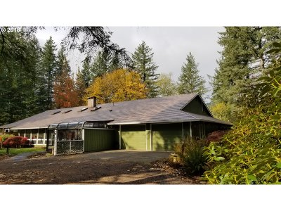 Camas Single Family Home For Sale: 28010 NE 36th St