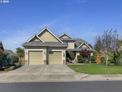 Brookings Single Family Home For Sale: 7209 Edge Cliff Dr
