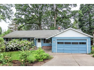 Tigard Single Family Home For Sale: 9305 SW 70th Ave