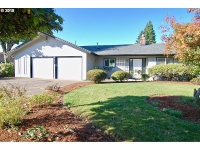 Vancouver Single Family Home For Sale: 8618 NE 35th Ave