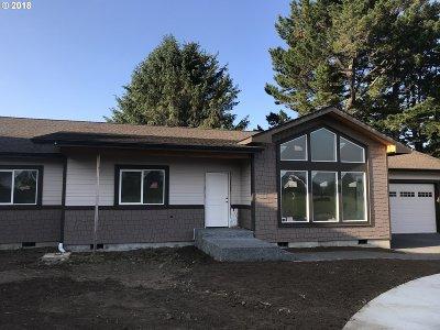 Brookings Single Family Home For Sale: 97970 Sea Breeze Way