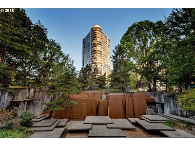 Downtown Condo/Townhouse For Sale: 1500 SW 5th Ave #2204