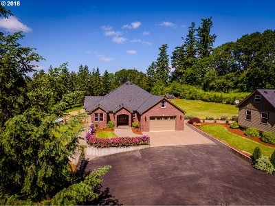 Molalla Single Family Home For Sale: 32285 S Highway 213