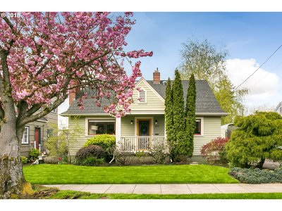 Single Family Home For Sale: 1715 SE 59th Ave