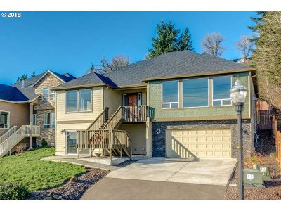 Washougal Single Family Home For Sale: 2521 39th St
