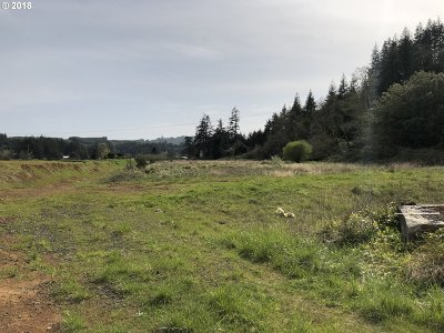 Coos Bay Farm & Ranch For Sale: Shinglehouse Rd