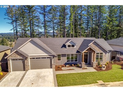 Camas Single Family Home For Sale: 3125 NW Lake Pl