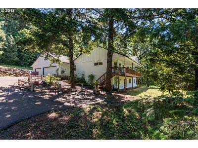 Monmouth Single Family Home Sold: 5624 Treehouse Rd
