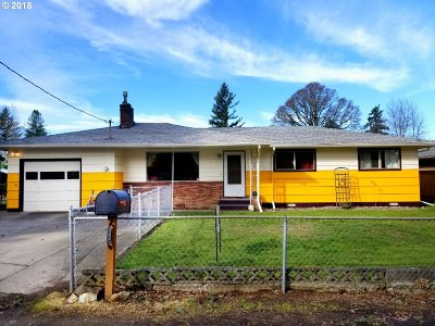Portland OR Single Family Home For Sale: $299,950