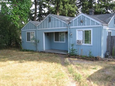 Portland Single Family Home For Sale: 14706 SE Market Ct