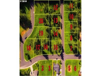 Veneta, Elmira Residential Lots & Land For Sale: 87941 10th St