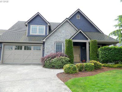 Woodburn Single Family Home For Sale: 784 Goose Hollow Ct
