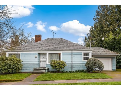 Single Family Home For Sale: 2910 SE 43rd Ave