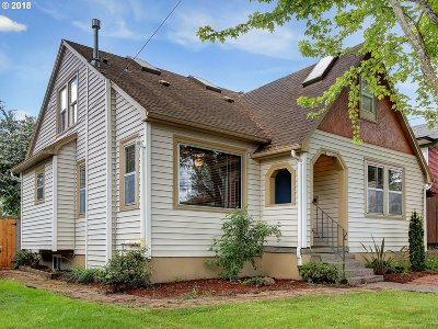 Single Family Home For Sale: 2710 SE 52nd Ave