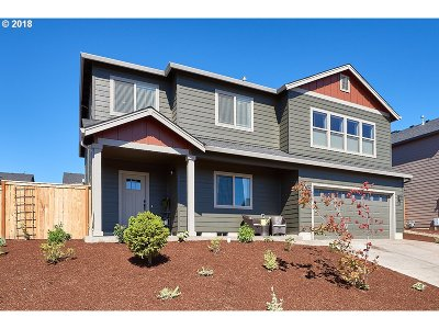 McMinnville Single Family Home For Sale: 395 SW Mt Adams St