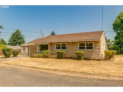 Single Family Home For Sale: 8404 N Chase Ave