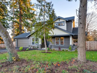 Milwaukie Single Family Home Bumpable Buyer: 7624 SE Oris Ln