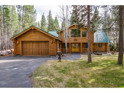 Bend Single Family Home For Sale: 16897 Pony Express Way
