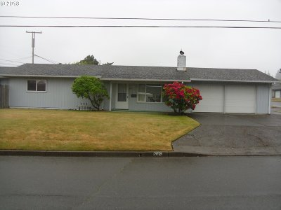 Coos Bay Single Family Home For Sale: 545 Madison