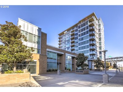 Condo/Townhouse For Sale: 1900 SW River Dr #N506
