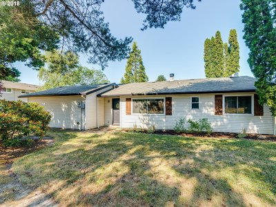 Beaverton Single Family Home For Sale: 18451 NW Tara St