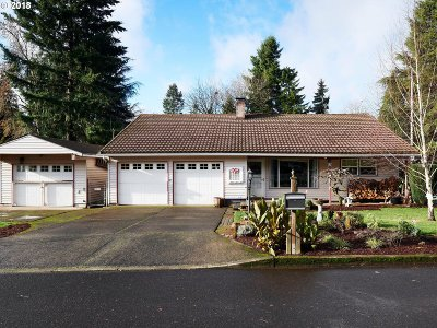 Single Family Home Sold: 7788 SE Thompson Rd