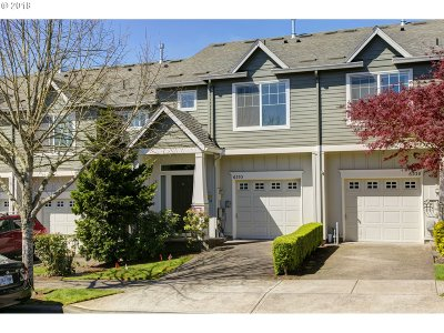 Beaverton Single Family Home For Sale: 6353 SW Vinwood Ter