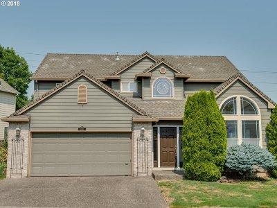 Wilsonville Single Family Home For Sale: 11093 SW Parkview Dr
