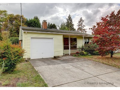 Beaverton, Aloha Single Family Home Bumpable Buyer: 11650 SW 13th St