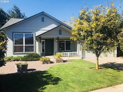Eugene Single Family Home For Sale: 3960 Lancaster Dr