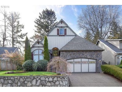 Tigard Single Family Home For Sale: 14627 SW 126th Ave