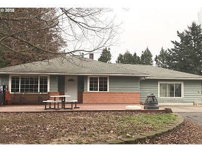 Washougal Single Family Home For Sale: 3000 H St
