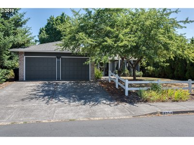 Keizer Single Family Home Sold: 4954 Northwind Ct