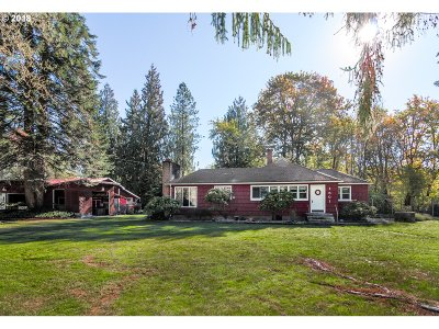 Cowlitz County Single Family Home For Sale: 1501 S Toutle Rd